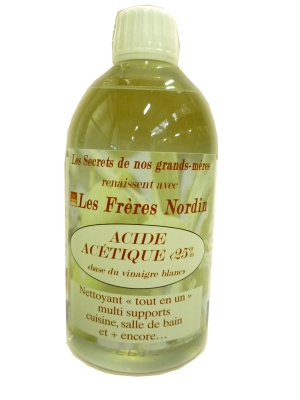 Acide Acétique, flacon 500ml