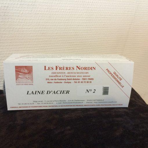 LAINE D'ACIER N°2 1