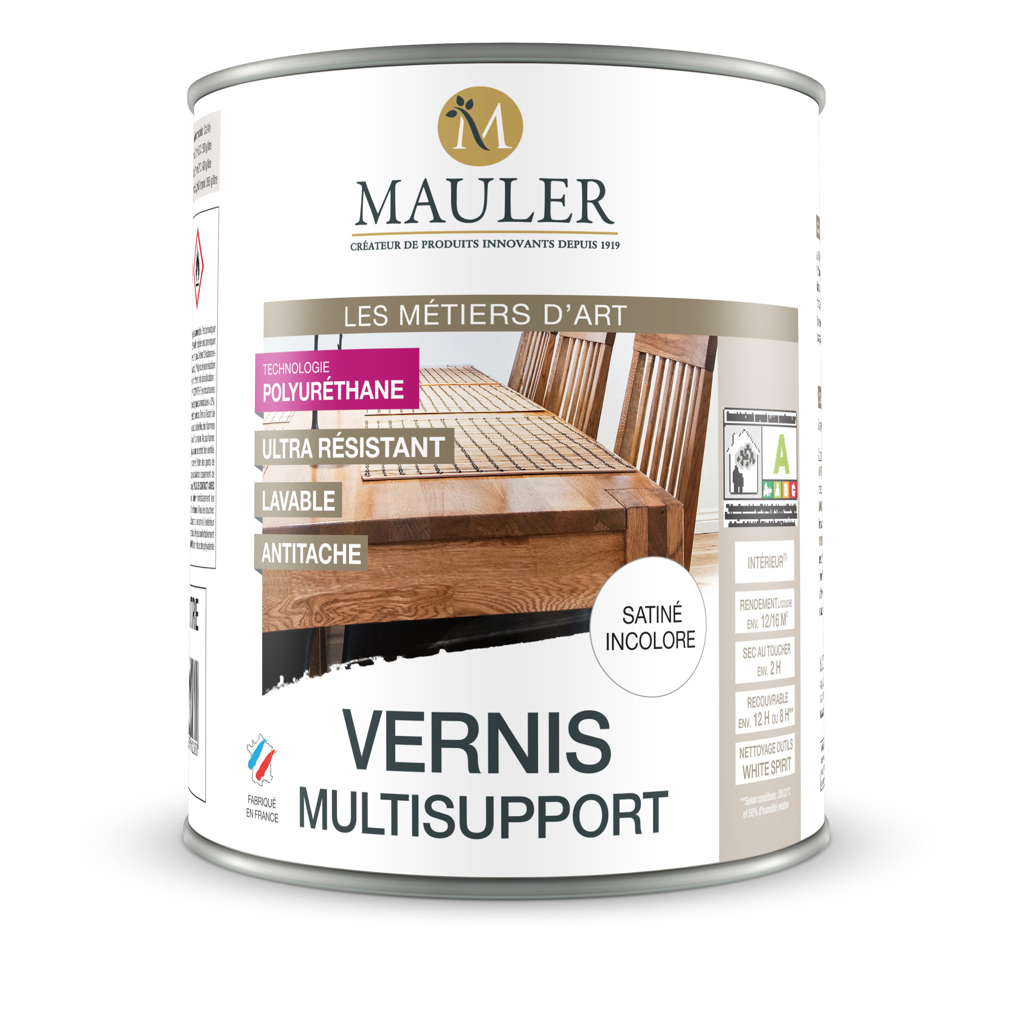 vernis multi support