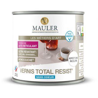 Vernis bois Total resist MAULER